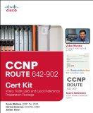 CCNP ROUTE 642-902 Cert Kit: Video, Flash Card, and Quick Reference Preparation Package (Cer...