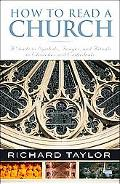 How To Read A Church A Guide To Symbols And Images In Churches And Cathedrals