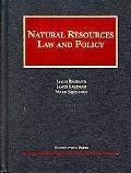 Natural Resources Law and Policy