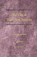 Treatise on the Law of Trusts and Trustees