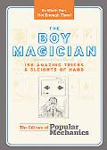 Popular Mechanics The Boy Magician