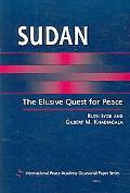 Sudan The Elusive Quest for Peace