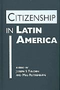 Citizenship in Latin America