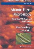 Atomic Force Microscopy Biomedical Methods and Applications