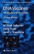 DNA Vaccines Methods And Protocols