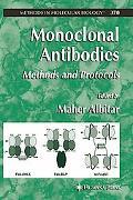 Monoclonal Antibodies Methods And Protocols
