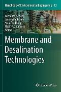 Membrane and Desalination Technologies