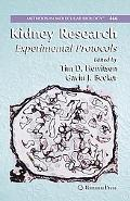 Kidney Research: Experimental Protocols, Vol. 466