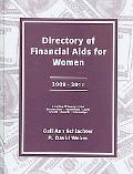 Directory of Financial Aids for Women 2009-2011: A List Of: Scholarships, Fellowships, Loans...
