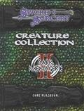 Creature Collection 2 Dark Menagerie Core Rulebook