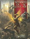 Wonders of the Lost Age The books of Sorcery