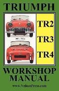 Triumph Tr2, Tr3 & Tr4 1953-1965 Owners Workshop Manual