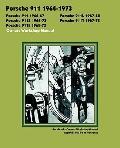 Porsche 911, 911l, 911s, 911t, 911e 1964-1973 Owners Workshop Manual