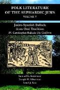 Judeo-Spanish Ballads from Oral Tradition