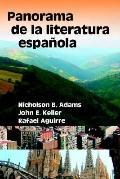 Panorama De La Literatura Espanol
