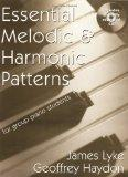 Essential Melodic & Harmoic Patterns for Group Piano Students