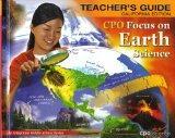 CPO: Focus on Earth Science- Teacher's Guide, California Edition