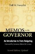 Memos to the Governor An Introduction to State Budgeting