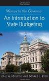 Memos to the Governor, Third Edition: Memos to the Governor: An Introduction to State Budgeting