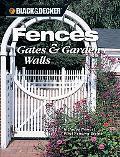 Black & Decker Fences, Gates & Garden Walls Includes New Vinyl Fencing Styles