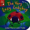 Very Lazy Ladybug pop-up surprise