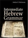 Intermediate Hebrew Grammar