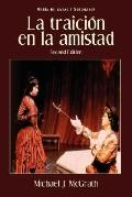 La traicion en la amistad, 2nd edition
