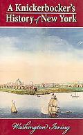 Knickerbocker's History of New York, A