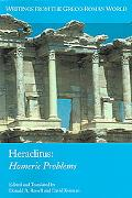 Heraclitus Homeric Problems