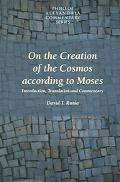 On the Creation of the Cosmos according to Moses