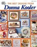 Best Designs From Donna Kooler Cross Stitch