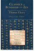 Classics Of Buddhism And Zen The Collected Translations of Thomas Cleary