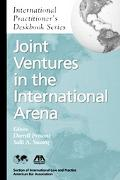 Joint Ventures in the International Arena