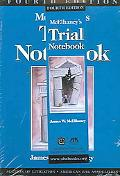 Mcelhaney's Trial Notebook Trial Notebook