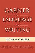 Garner on Writing and Language