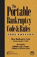 The Portable Bankruptcy Code & Rules
