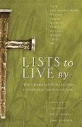 Lists to Live By, the Christian Collection for Everything That Really Matters
