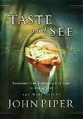 Taste And See 140 Meditations