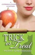 Trick or Treat: Corinna Chapman Mystery (Corinna Chapman Mysteries (Poisoned Pen Press))