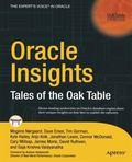 Oracle Insights Tales of the Oak table