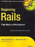 Beginning Ruby on Rails