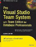 Pro Visual Studio 2005 Team System with Dbpro, Second Edition