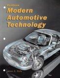 Modern Automotive Technology (Workbook)