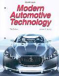 Modern Automotive Technology - Workbook