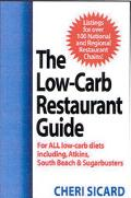 Low-carb Restaurant Eat Well At America's Favorite Restaurants And Stay On Your Diet