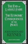 End of Laissez-Faire The Economic Consequences of the Peace