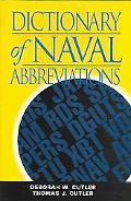 Dictionary Of Naval Abbreviations