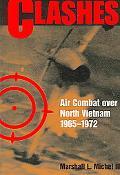 Clashes Air Combat over North Vietnam, 1965-1972
