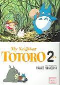 My Neighbor Totoro 4 Film Comic