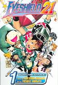 Eyeshield 21 1 The Boy with the Golden Legs